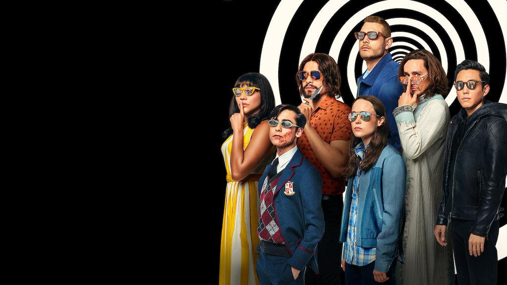 The Umbrella Academy Situs Resmi Netflix