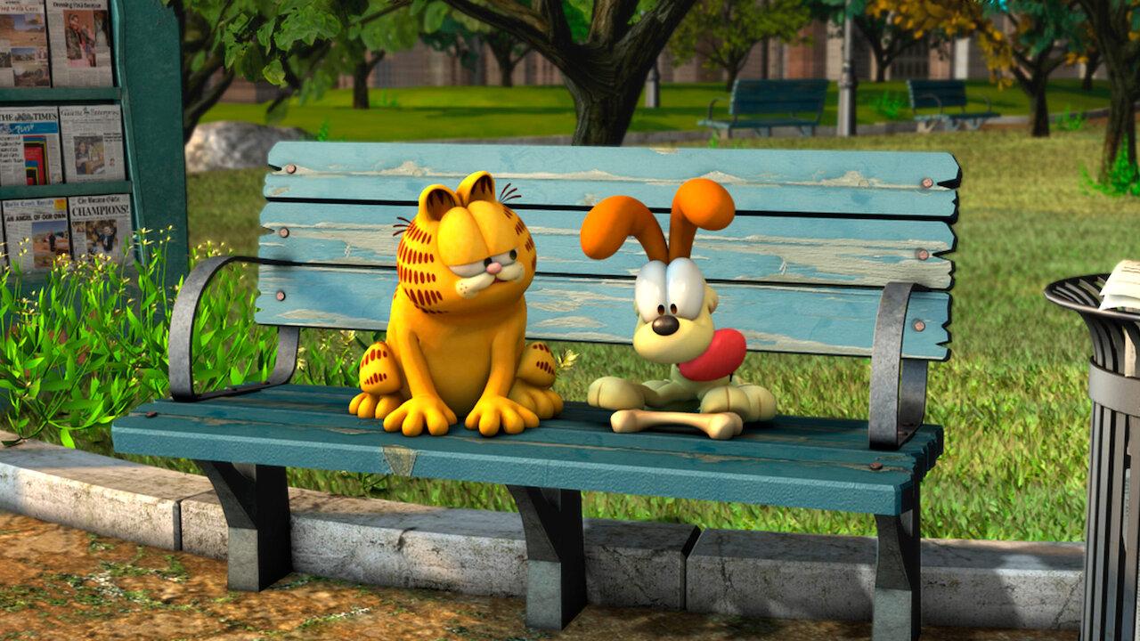 Garfield Gets Real | Netflix